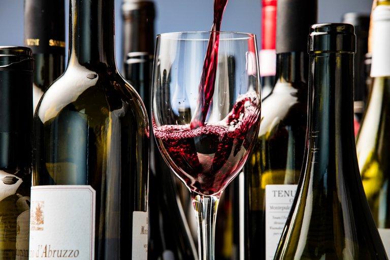 A Good Time With Wine Bosco Montepulciano d'Abruzzo