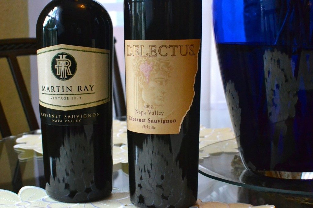 Ancient Cab Sections – Martin Ray 1993 and Delectus 2002