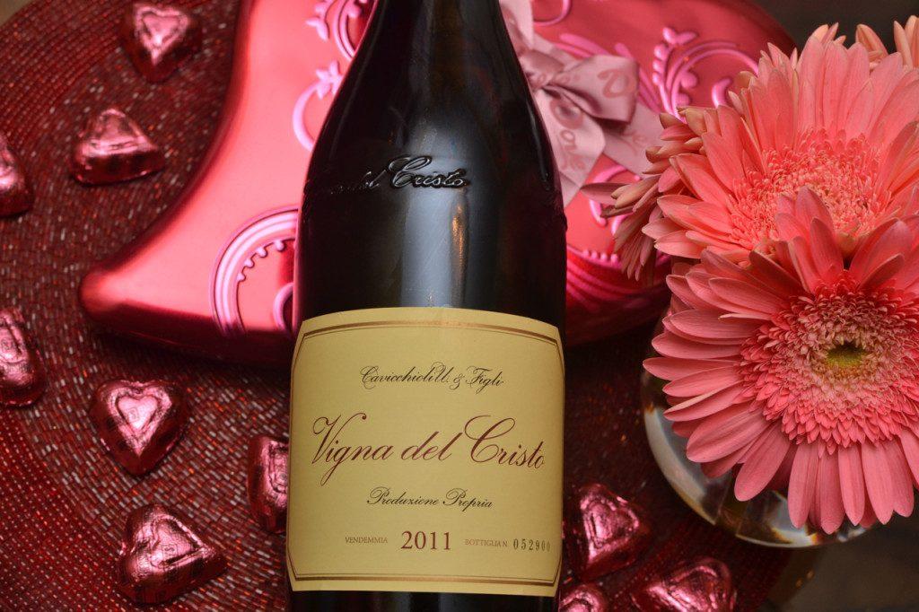 Cavicchioli Lambrusco di Sorbara 'Vigna del Cristo' Sparkling Wine from Italy