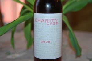 Charity Case 2008 Rose Wine