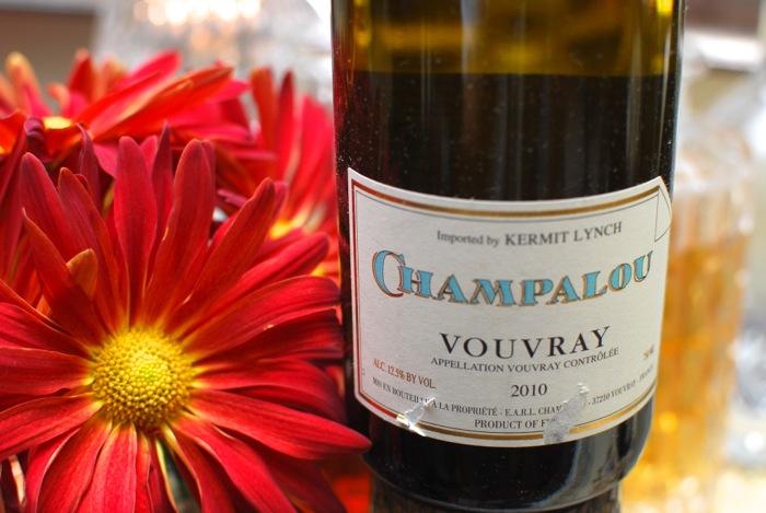 Champalou Vouvray 2010