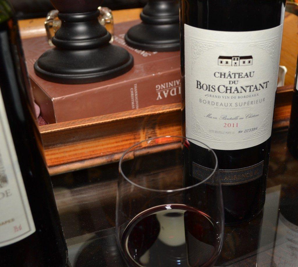 Chateau du Bois Chantant Cuvee Laurence Bordeaux Superieur 2011