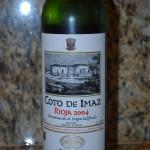 Coto de Imaz Rioja