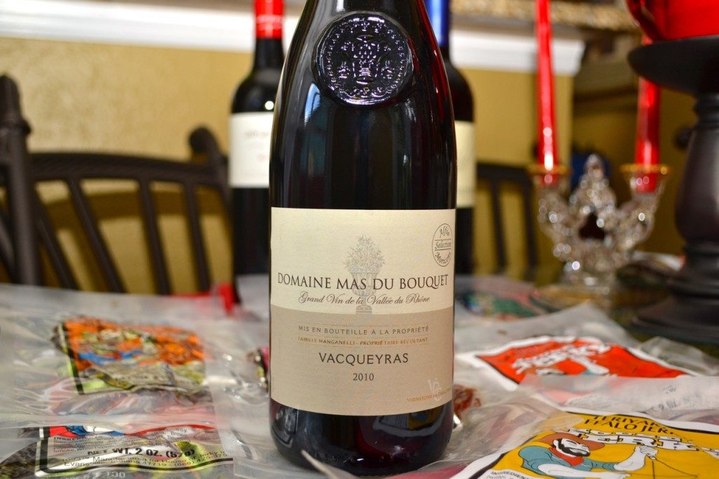 Domaine Mas du Bouquet 2010 Vacqueyras