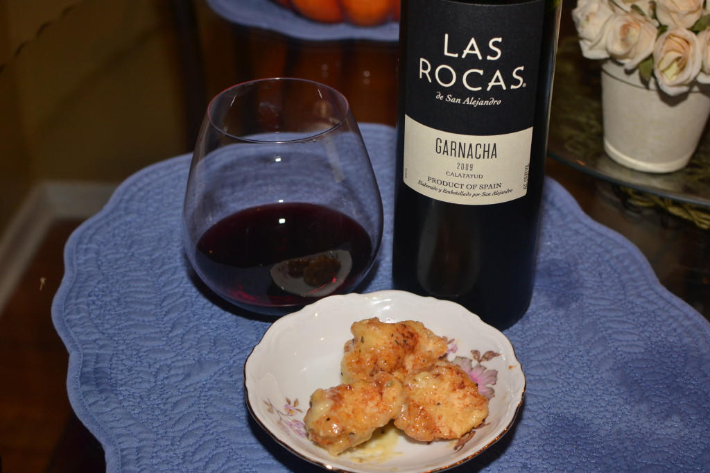 Las Rocas 2009 Garnacha red wine from Spain