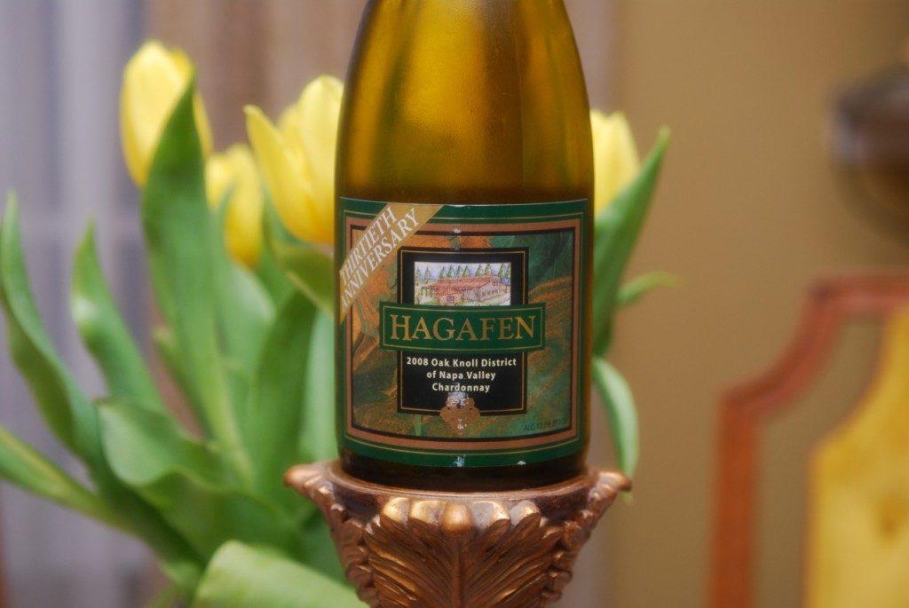 Hagafen 2008 Chardonnay