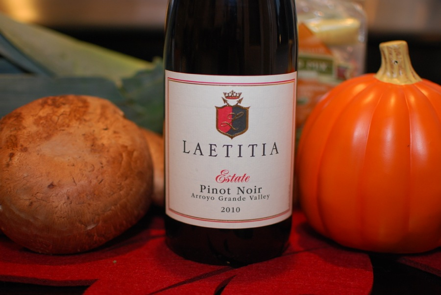 Laetitia Estate Pinot Noir 2010