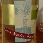 Long Meadow Ranch Sauvignon Blanc 2012