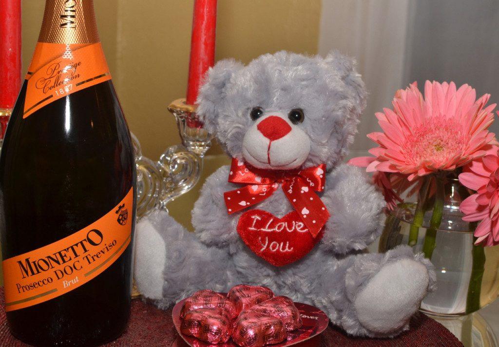 Mionetto Brut Prosecco – a great sparkling wine for Valentine's Day