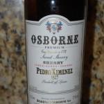 Osborne Pedro Ximenez Sweet Sherry