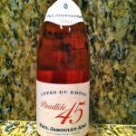 Paul Jaboulet Aine Parallele 45 Rose