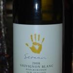 Seresin Estate 2008 Sauvignon Blanc