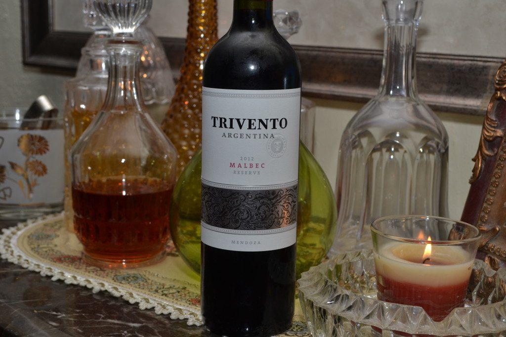 Trivento Malbec Reserve 2012