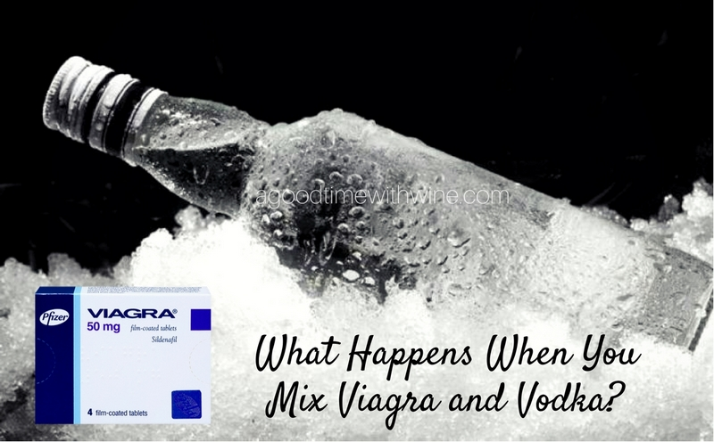 viagra and vodka