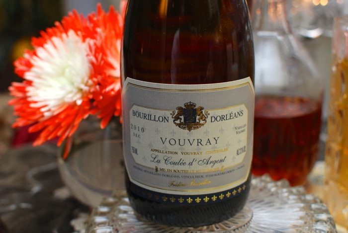 Tasting the Bourillon Dorleans Vouvray $20