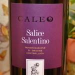 Caleo Salice Salentino 2012