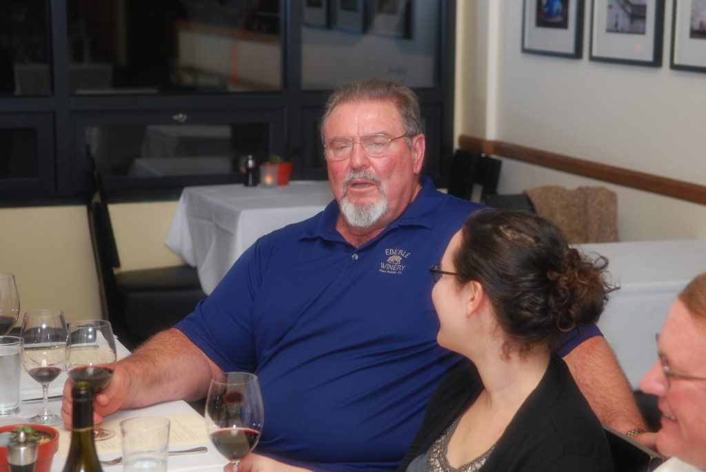 Chatting with Gary Eberle About Wine