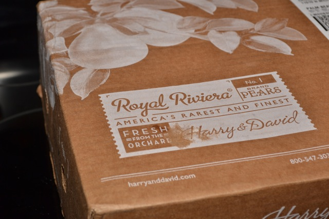Exciting Delivery From Harry & David