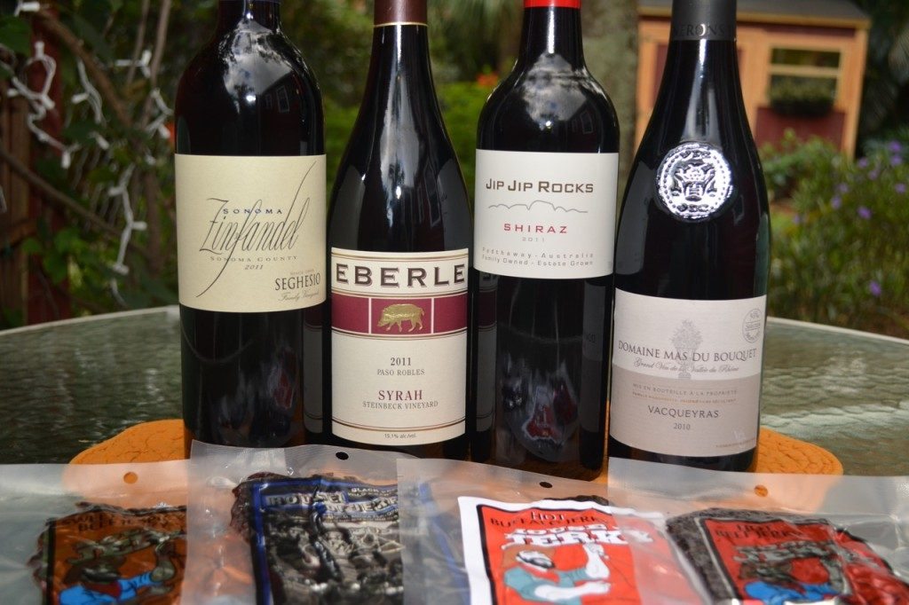 Four Red Wines To Pair With Beef Jerky