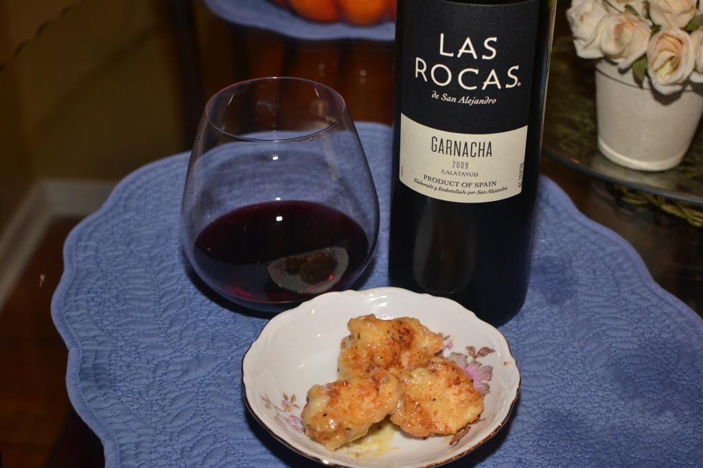Las Rocas 2009 Garnacha red wine from Spain