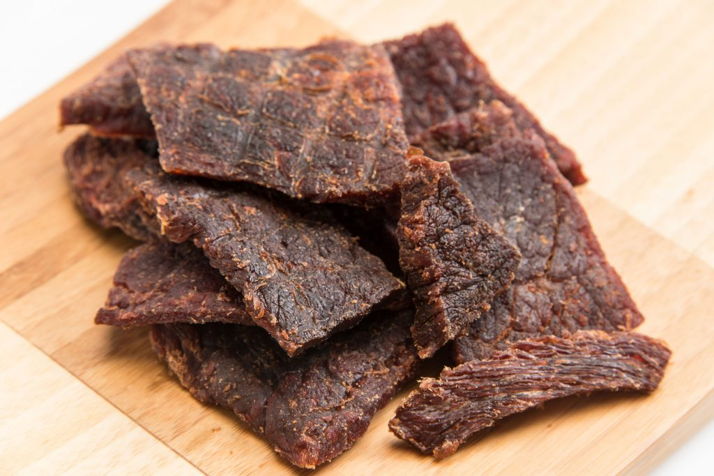 House of Jerky offers a wide variety