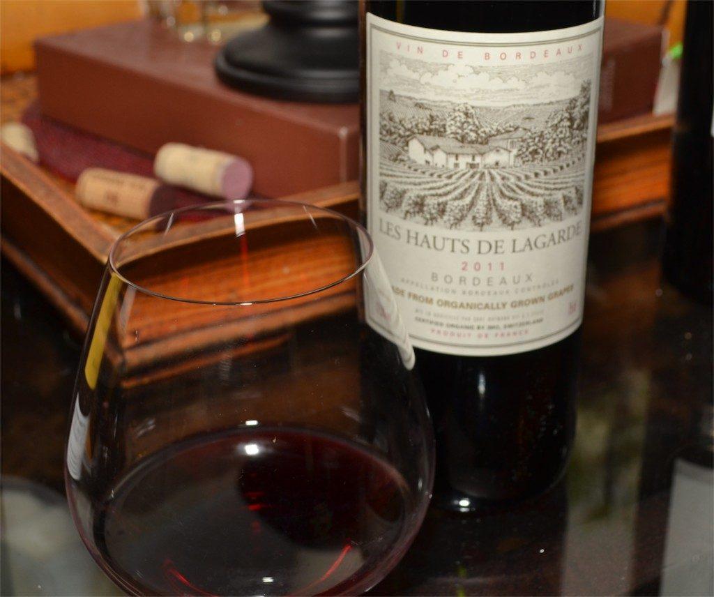 Les Hauts de Lagarde Bordeaux 2011