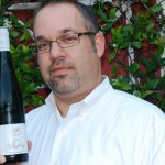 Matt with Dr Loosen Dr L Riesling