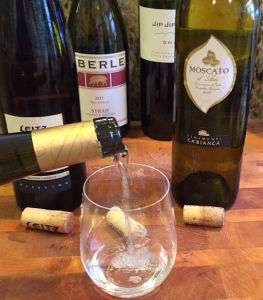 Pouring Wines for Blind Tastings