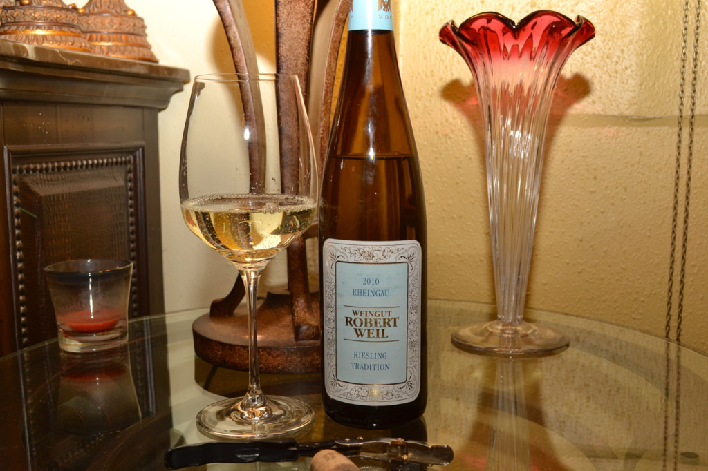 Robert Weil 2010 Riesling Tradition