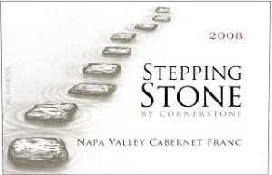 Stepping Stone Cabernet Franc 2008
