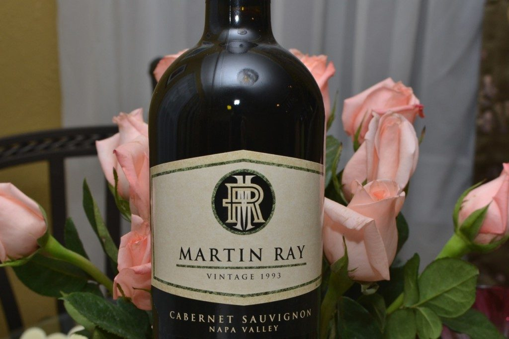 Tasting the Martin Ray 1993 Cabernet Sauvignon Napa Valley