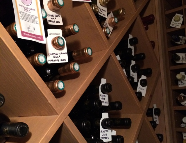 Fraud in the wine collecting world