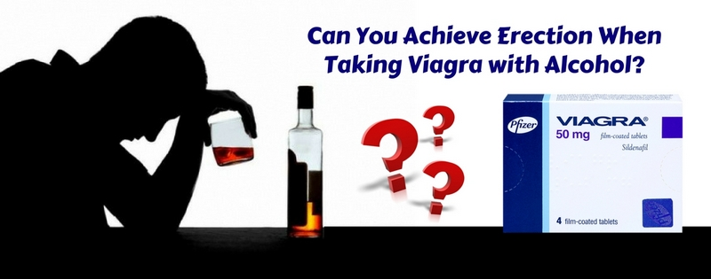 Taking Viagra with Alcohol